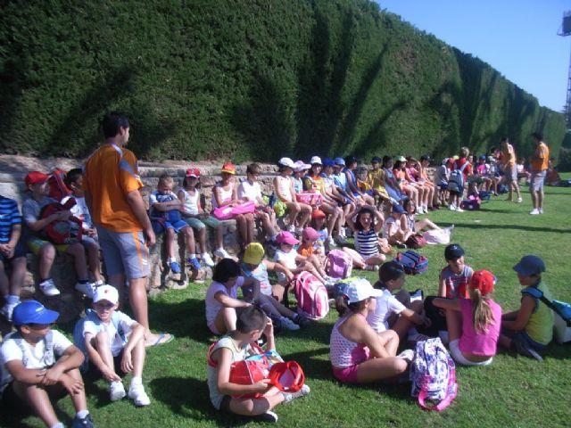 La concejalía de Deportes pone en marcha el programa Verano Polideportivo 2010, Foto 2