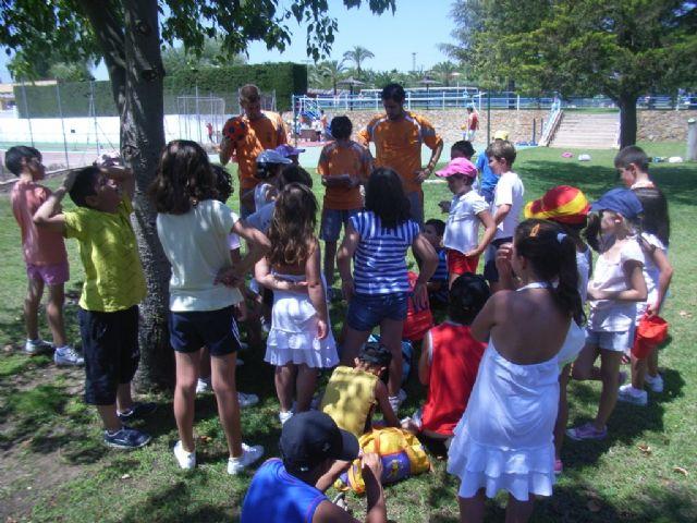 La concejalía de Deportes pone en marcha el programa Verano Polideportivo 2010, Foto 3