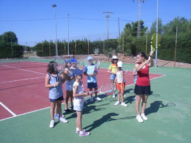 La concejalía de Deportes pone en marcha el programa Verano Polideportivo 2010, Foto 6