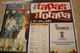 De tapas por Totana se vuelve a presentar como el aperitivo gastronómico de las Fiestas de Santiago 2010 - 3