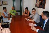El alcalde y el concejal de Servicios mantienen una reunión con los representantes sindicales de los trabajadores de La Generala
