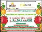 Las empresas totaneras relacionadas con la agricultura y la alimentación podrán participar en la Feria Profesional de Frutas y Hortalizas Fruit Atraction