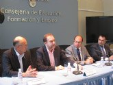 La Comunidad promueve medidas para impulsar el empleo en Puerto Lumbreras, Totana y Cieza