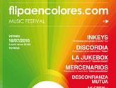 Flipaencolores Music Festival en Totana (Murcia), a beneficio de Cáritas
