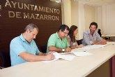 El ayuntamiento firma siete contratos del Plan E con empresas del municipio