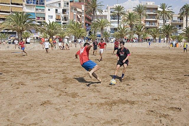 Se acerca el '24 horas de fútbol playa', Foto 1