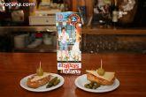 """La ruta """"de tapas por Totana"""", a trav�s de la cual se pueden ganar once cenas, finaliza el pr�ximo s�bado 24 de julio - 30"""