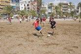 Se acerca el '24 horas de fútbol playa'