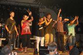 Numeroso p�blico disfrut� con el concierto del grupo