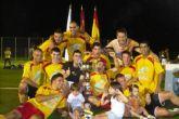 El equipo de La Hoya se proclama campeón de las 12 horas de fútbol 7, organizadas por la concejalía de Deportes