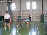 II Torneo de tenis de mesa Fiestas de Santiago - 1