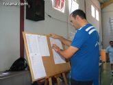 II Torneo de tenis de mesa Fiestas de Santiago - 2