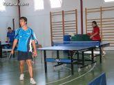 II Torneo de tenis de mesa Fiestas de Santiago - 3