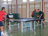 II Torneo de tenis de mesa Fiestas de Santiago - 6