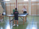 II Torneo de tenis de mesa Fiestas de Santiago - 10