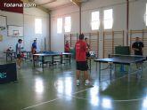 II Torneo de tenis de mesa Fiestas de Santiago - 8
