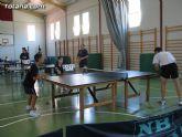 II Torneo de tenis de mesa Fiestas de Santiago - 13