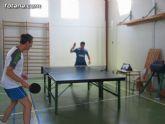 II Torneo de tenis de mesa Fiestas de Santiago - 14