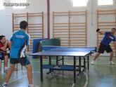 II Torneo de tenis de mesa Fiestas de Santiago - 18