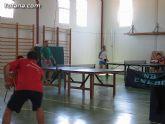 II Torneo de tenis de mesa Fiestas de Santiago - 19