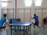 II Torneo de tenis de mesa Fiestas de Santiago - 21