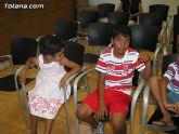 Autoridades municipales reciben a los siete niños saharauis y a las familias totaneras que los acogen durante los meses de julio y agosto - 3