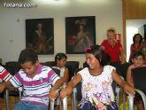 Autoridades municipales reciben a los siete niños saharauis y a las familias totaneras que los acogen durante los meses de julio y agosto - 5
