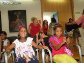 Autoridades municipales reciben a los siete niños saharauis y a las familias totaneras que los acogen durante los meses de julio y agosto - 6
