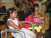 Autoridades municipales reciben a los siete niños saharauis y a las familias totaneras que los acogen durante los meses de julio y agosto - 10