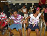 Autoridades municipales reciben a los siete niños saharauis y a las familias totaneras que los acogen durante los meses de julio y agosto - 7