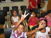 Autoridades municipales reciben a los siete niños saharauis y a las familias totaneras que los acogen durante los meses de julio y agosto - 8