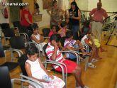Autoridades municipales reciben a los siete niños saharauis y a las familias totaneras que los acogen durante los meses de julio y agosto - 9