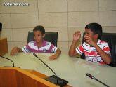 Autoridades municipales reciben a los siete niños saharauis y a las familias totaneras que los acogen durante los meses de julio y agosto - 15