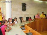 Autoridades municipales reciben a los siete niños saharauis y a las familias totaneras que los acogen durante los meses de julio y agosto - 17