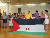 Autoridades municipales reciben a los siete niños saharauis y a las familias totaneras que los acogen durante los meses de julio y agosto - 30