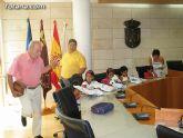 Autoridades municipales reciben a los siete niños saharauis y a las familias totaneras que los acogen durante los meses de julio y agosto - 28