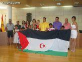 Autoridades municipales reciben a los siete niños saharauis y a las familias totaneras que los acogen durante los meses de julio y agosto - 31