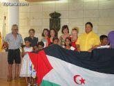 Autoridades municipales reciben a los siete niños saharauis y a las familias totaneras que los acogen durante los meses de julio y agosto - 33