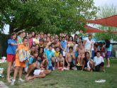 La multiaventura,  producto estrella del 'campamento de verano'