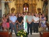 Autoridades municipales asisten a los actos organizados por la Asociación de Hosteleros de Totana