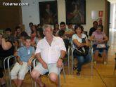El concejal de Nuevas Tecnologías clausura el primer semestre de 2010 del proyecto RAITOTANA con la entrega de diplomas a los alumnos - 1
