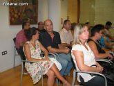 El concejal de Nuevas Tecnologías clausura el primer semestre de 2010 del proyecto RAITOTANA con la entrega de diplomas a los alumnos - 8