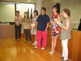 El concejal de Nuevas Tecnologías clausura el primer semestre de 2010 del proyecto RAITOTANA con la entrega de diplomas a los alumnos - 13