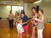 El concejal de Nuevas Tecnologías clausura el primer semestre de 2010 del proyecto RAITOTANA con la entrega de diplomas a los alumnos - 14