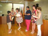 El concejal de Nuevas Tecnologías clausura el primer semestre de 2010 del proyecto RAITOTANA con la entrega de diplomas a los alumnos - 15