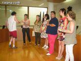 El concejal de Nuevas Tecnologías clausura el primer semestre de 2010 del proyecto RAITOTANA con la entrega de diplomas a los alumnos - 16