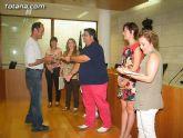 El concejal de Nuevas Tecnologías clausura el primer semestre de 2010 del proyecto RAITOTANA con la entrega de diplomas a los alumnos - 17