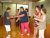 El concejal de Nuevas Tecnologías clausura el primer semestre de 2010 del proyecto RAITOTANA con la entrega de diplomas a los alumnos - 19