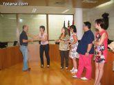 El concejal de Nuevas Tecnologías clausura el primer semestre de 2010 del proyecto RAITOTANA con la entrega de diplomas a los alumnos - 22