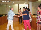 El concejal de Nuevas Tecnologías clausura el primer semestre de 2010 del proyecto RAITOTANA con la entrega de diplomas a los alumnos - 24